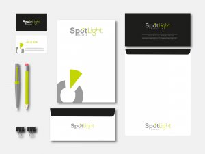 Mock Up - Spotlight